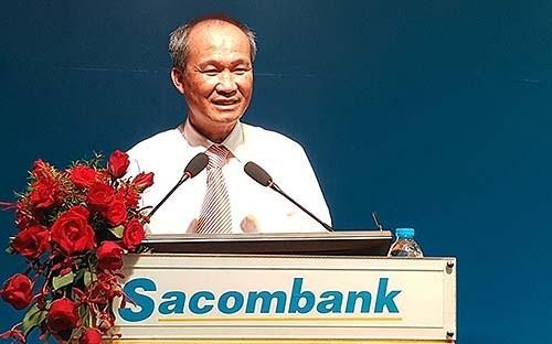 Tài chính - Ngân hàng - Ông Dương Công Minh sẵn sàng chi trăm tỷ mua cổ phiếu Sacombank
