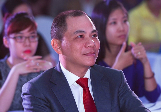 Đầu tư - Ông Phạm Nhật Vượng giàu vượt Tổng thống Trump