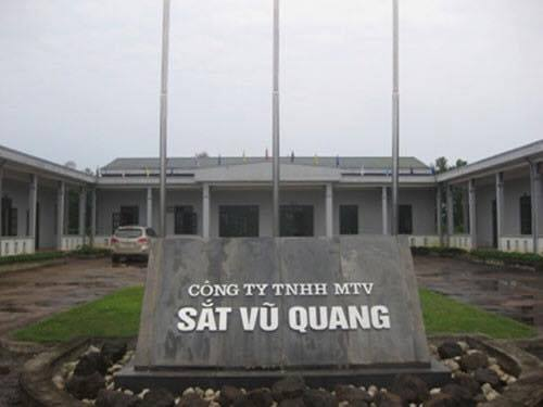 Chính trị - Xã hội - Hà Tĩnh: Thu hồi mỏ sắt sau 9 năm không hoạt động