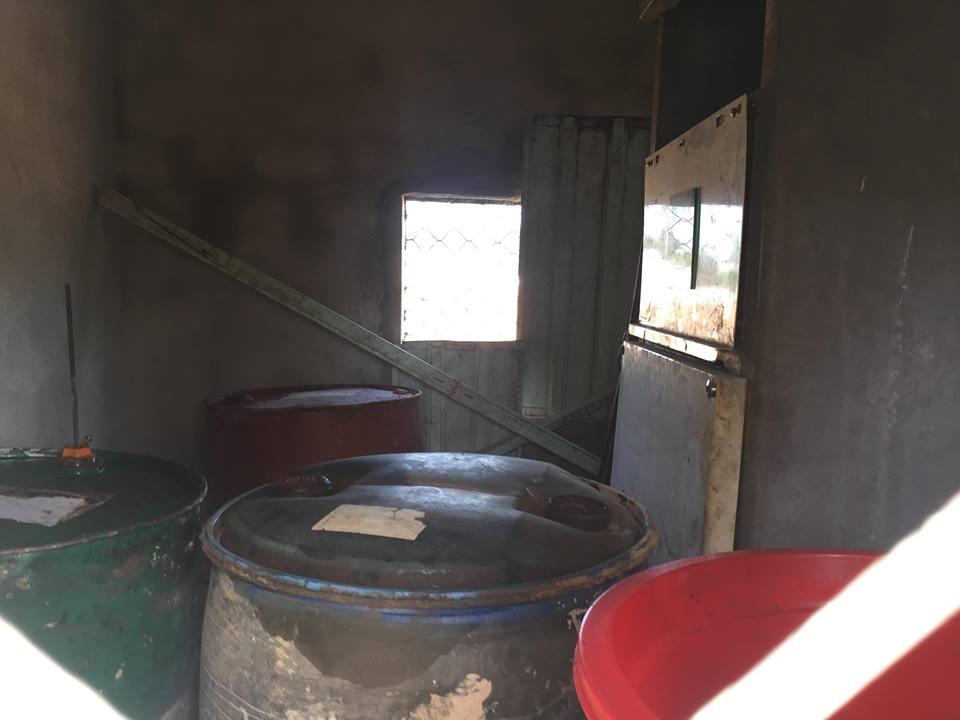 Môi trường - Nước giếng biến thà nh dầu hỏa:Chủ tịch tỉnh Hà Tĩnh yêu cầu kiểm tra ngay (Hình 3).
