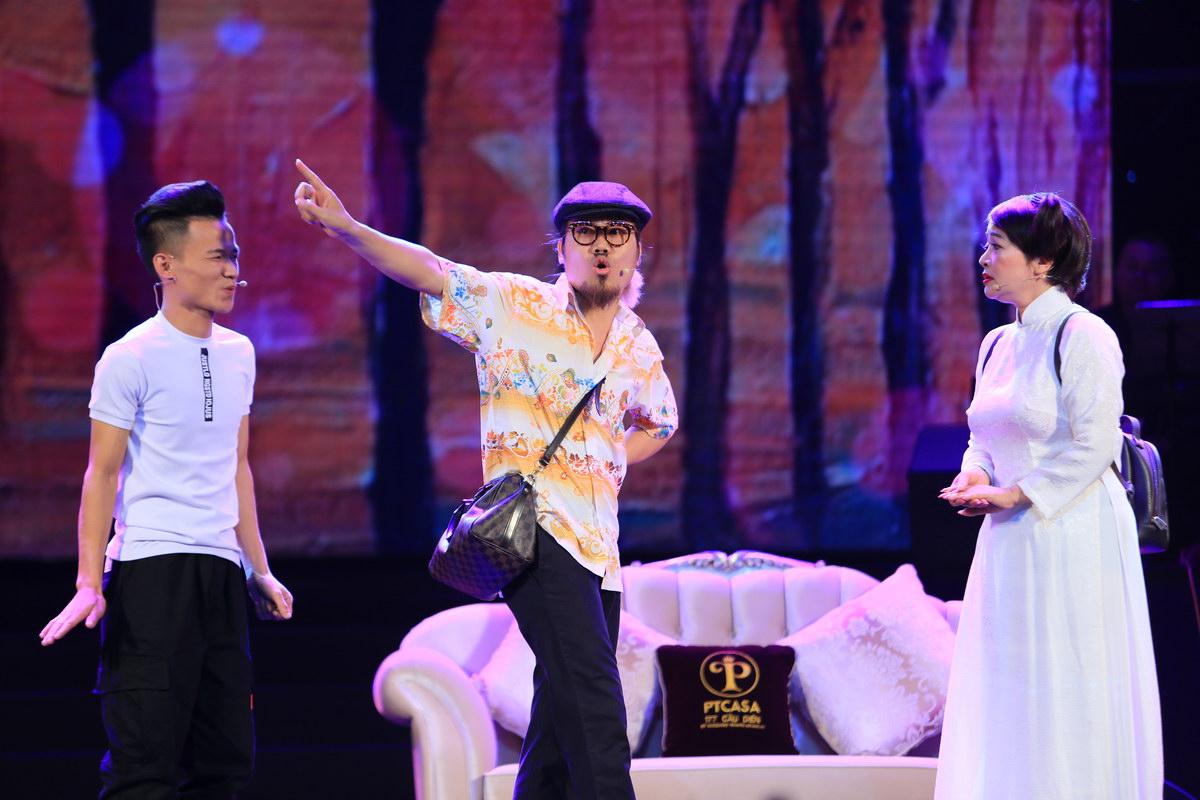 Giải trí - NSƯT Hoài Linh nói gì khi Thanh Lam chê một số ca sĩ miền Nam ? (Hình 10).