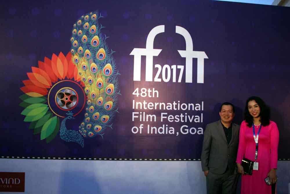 """Sự kiện - Phim Cha cõng con vào """"Hạng mục Điện ảnh thế giới"""" tại LHP Quốc tế Ấn Độ (Hình 5)."""