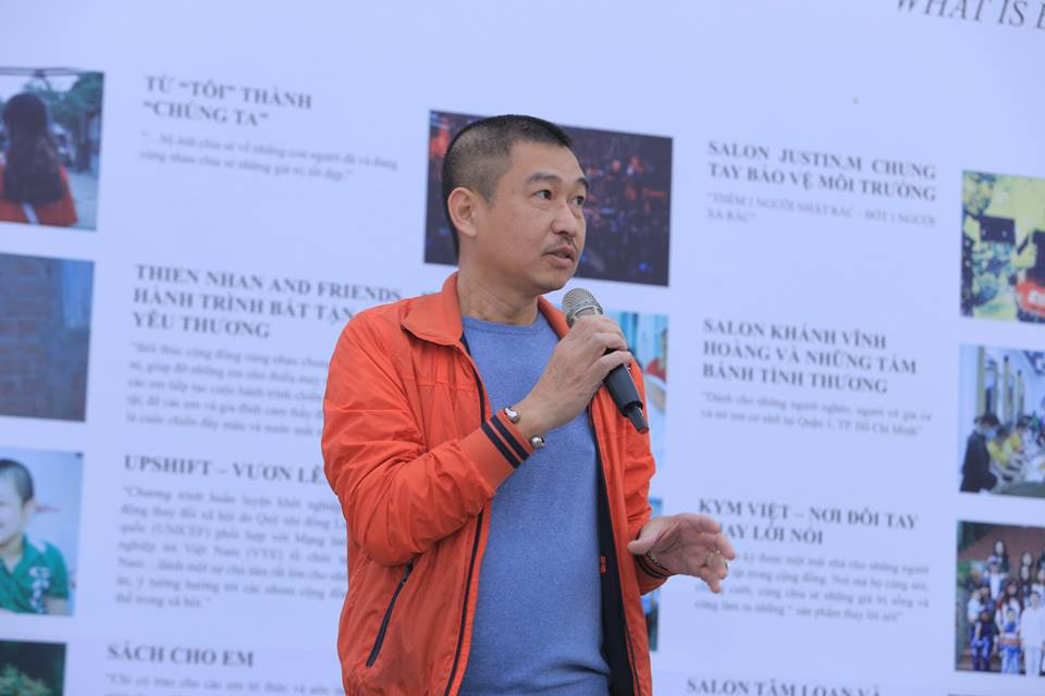 Sự kiện - Đạo diễn Việt Tú: 'Tôi làm nghệ thuật vì những điều tử tế'!