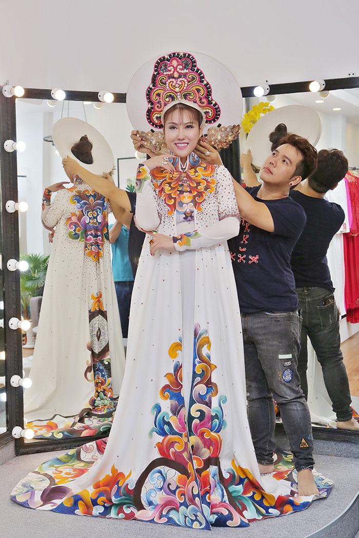Sự kiện - Sở VH-TT TP.HCM chưa nhận được đơn xin phép đi thi Hoa hậu của Phi Thanh Vân (Hình 3).