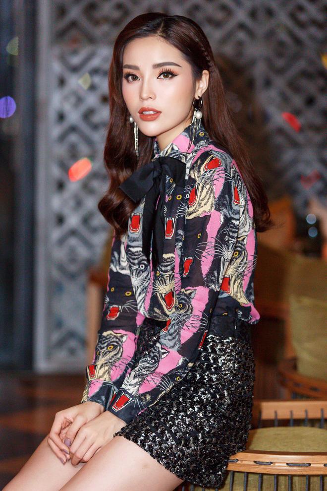 Hoa hậu Kỳ Duyên rạng rỡ đón sinh nhật tuổi 21 - Hình 3