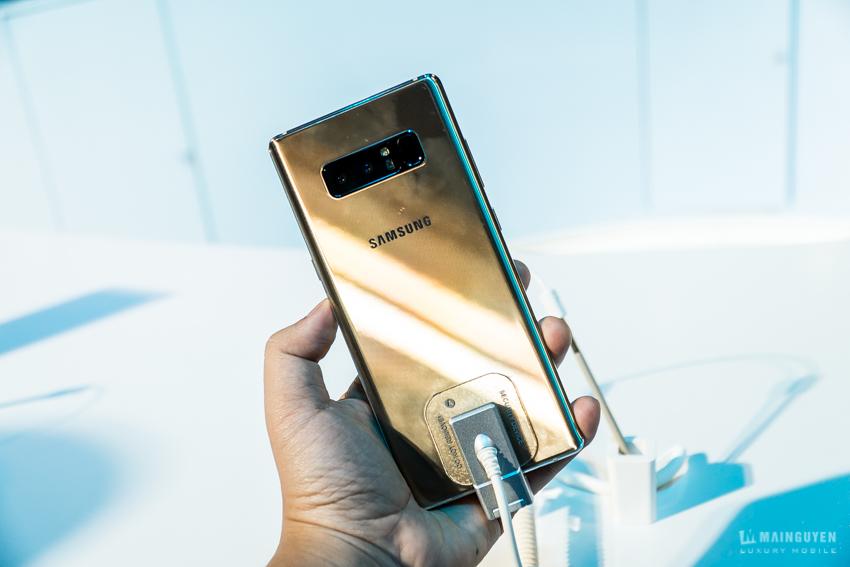 Công nghệ - Samsung chính thức ra mắt Galaxy Note 8 tại Việt Nam, giá 22,5 triệu đồng (Hình 8).