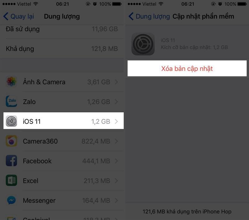 Công nghệ - Cách hạ cấp từ iOS 11 xuống iOS 10.3.3 nhanh nhất (Hình 2).