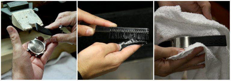 Công nghệ - Hướng dẫn vệ sinh đồng hồ dây da đúng cách (Hình 2).