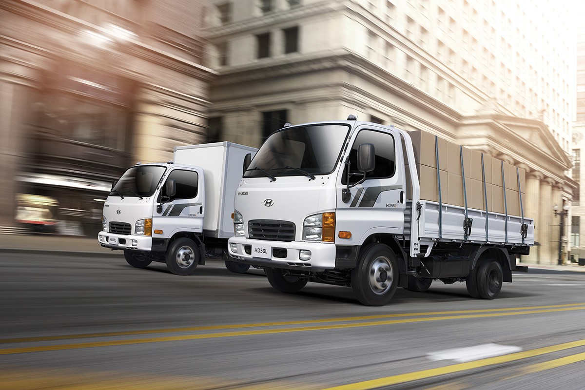 Xe++ - Thành Công trở thành nhà phân phối độc quyền xe thương mại của Hyundai tại Việt Nam