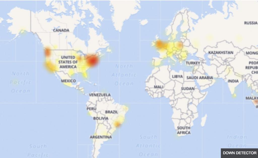 Công nghệ - Facebook lỗi toàn cầu, Việt Nam nằm trong khu vực bị ảnh hưởng (Hình 3).