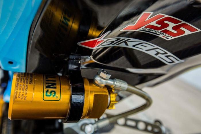Xe++ - Yamaha Exciter 2009 biển độc, độ khủng của biker Hạ Long (Hình 10).