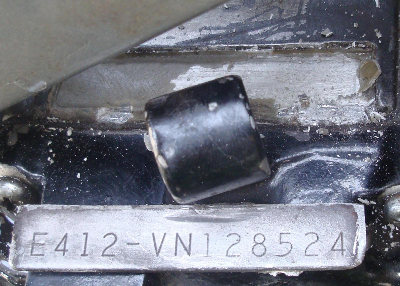 Xe++ - Tự ý thay đổi số khung, số máy của xe bị phạt ra sao?