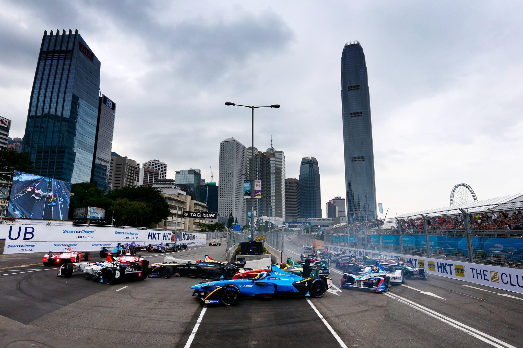 Xe++ - Nissan sẽ tham dự giải đua xe điện hàng đầu Formula E năm 2018
