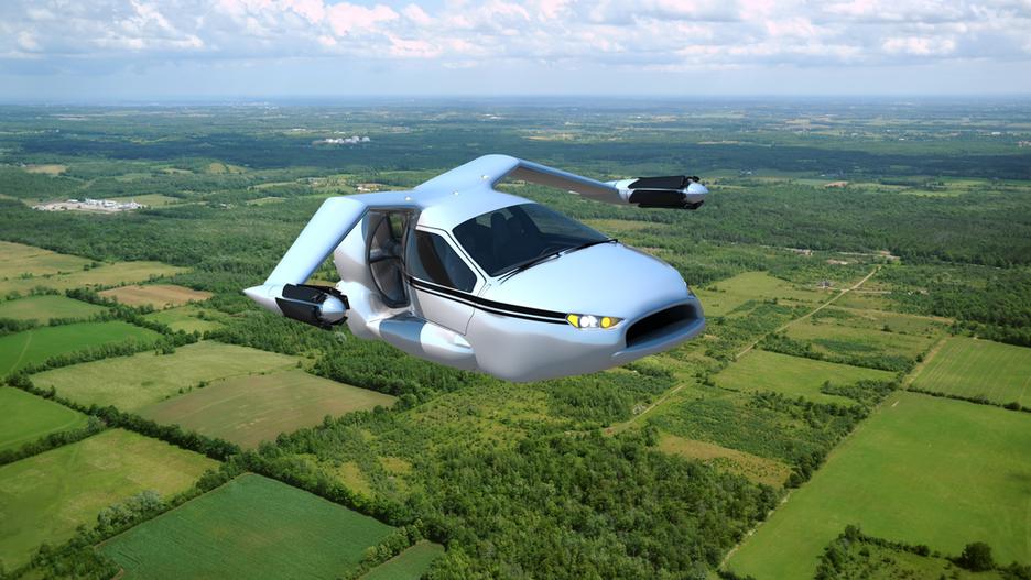 Xe++ - Volvo Geely đã mua lại chiếc ô tô bay mới của Terrafugia (Hình 3).