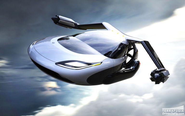 Xe++ - Volvo Geely đã mua lại chiếc ô tô bay mới của Terrafugia