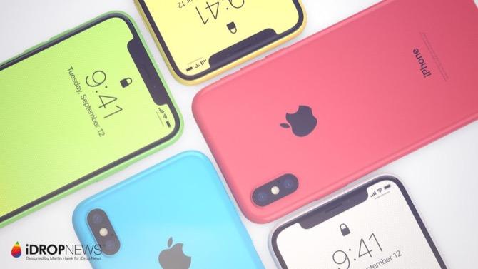 """Apple sẽ tung ra iPhone """"Xc"""" với màu sắc sặc sỡ, giá rẻ? - Hình 3"""