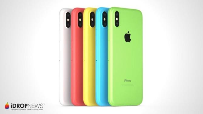 """Apple sẽ tung ra iPhone """"Xc"""" với màu sắc sặc sỡ, giá rẻ? - Hình 5"""