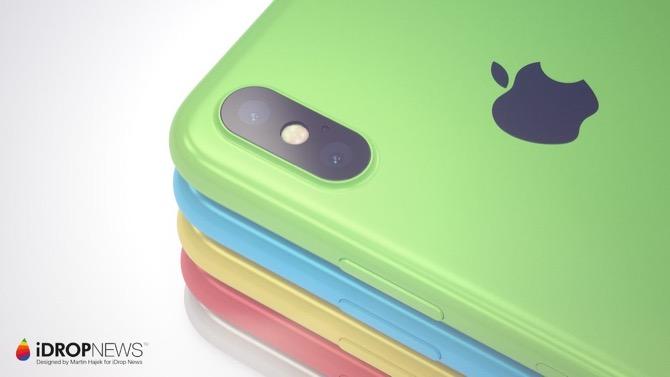 """Apple sẽ tung ra iPhone """"Xc"""" với màu sắc sặc sỡ, giá rẻ? - Hình 1"""