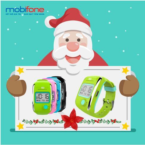 Công nghệ - Đồng hồ thông minh Tio của MobiFone, quà giáng sinh ý nghĩa cho bé