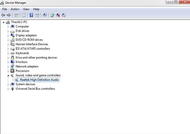 Thủ thuật - Tiện ích - Cách khắc phục đơn giản lỗi loa laptop 'bỗng dưng' mất tiếng  (Hình 2).