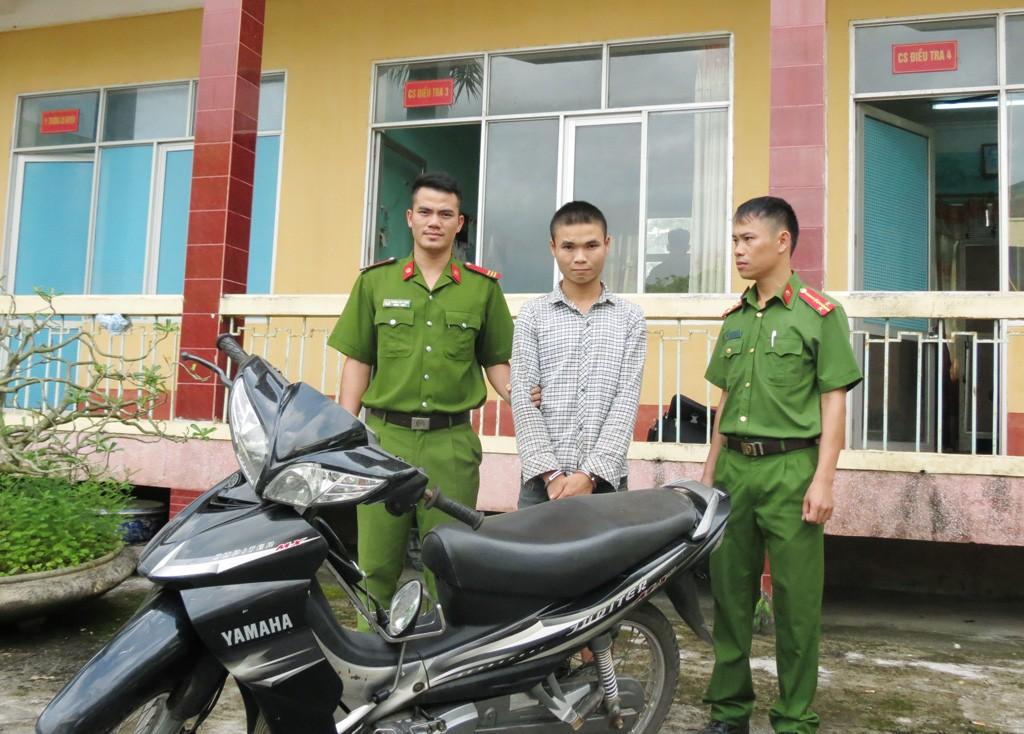 Pháp luật - Quảng Ninh: Khởi tố đối tượng liên tiếp gây ra các vụ trộm cắp
