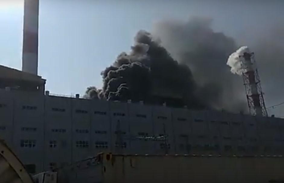 Tin nhanh - 'Bà hỏa' ghé thăm nhà máy nhiệt điện Thái Bình 2