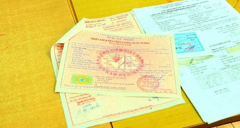 An ninh - Hình sự - Hưng Yên: Phát hiện trường hợp mang giấy tờ giả đi đăng ký xe đạp điện