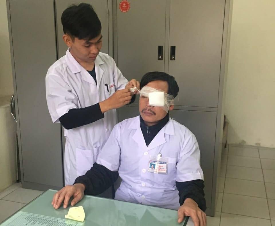 An ninh - Hình sự - Khởi tố đối tượng đánh trọng thương bác sĩ ở Thái Bình
