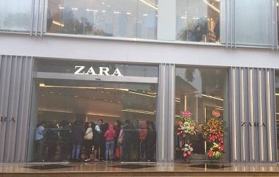 """Đời sống - Zara, H&M 'đổ bộ' thị trường Việt: """"Cơn sốt"""" thương hiệu nước ngoài"""