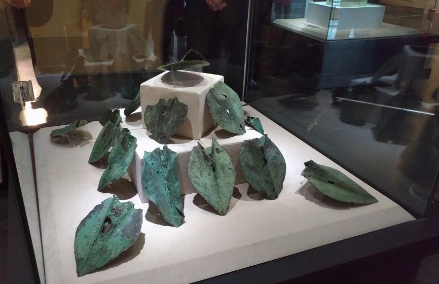 Chiêm ngưỡng bảo vật quốc gia được trưng bày tại Bảo tàng Hà Nội - Hình 5