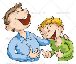 Cộng đồng mạng - Sáng cười: Khi trẻ con buồn cười