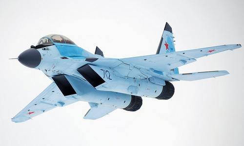 Tiêu điểm - Tiết lộ về dòng tiêm kích hiện đại MiG-35 của Nga và Phi đội Chim én