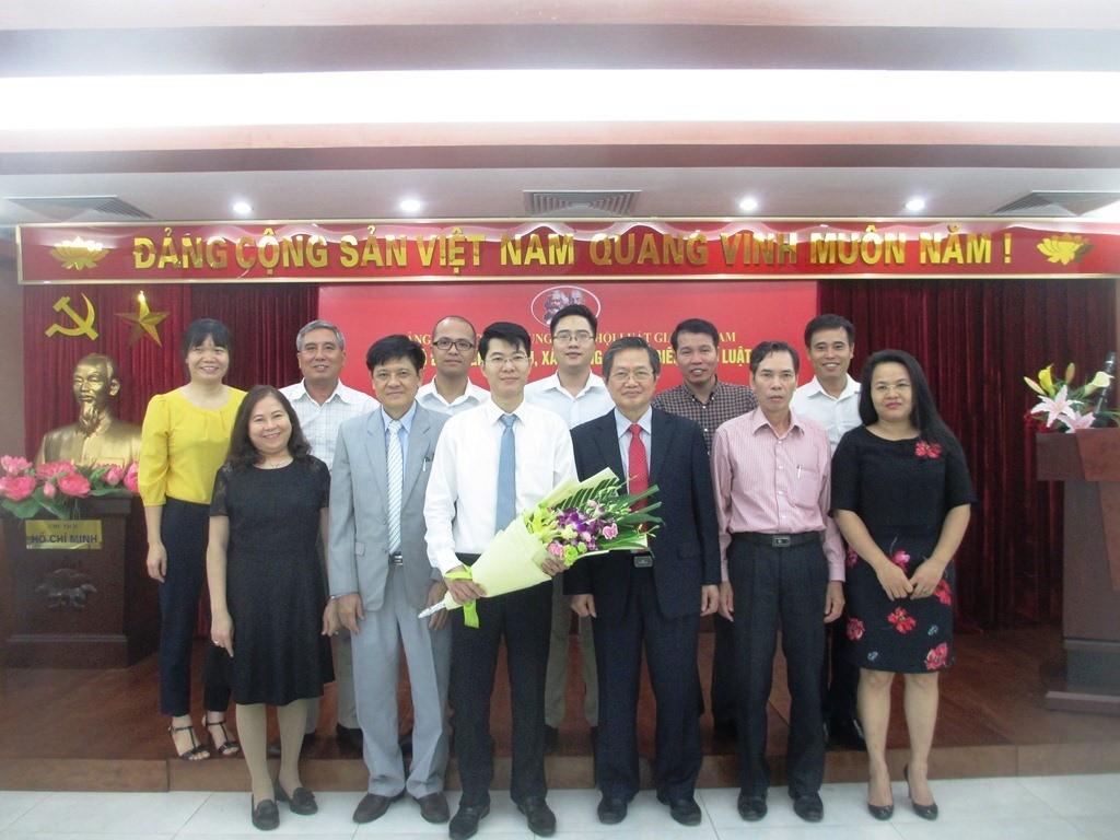 Chính trị - Xã hội - Đại hội các Chi bộ cơ quan Trung ương Hội Luật gia Việt Nam