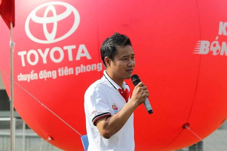 Xe++ - Trại hè bóng đá thiếu niên Toyota: Khuyến khích tài năng bóng đá trẻ (Hình 3).
