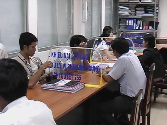 Chính trị - Trình tự khiếu nại trong lĩnh vực lao động, giáo dục nghề nghiệp