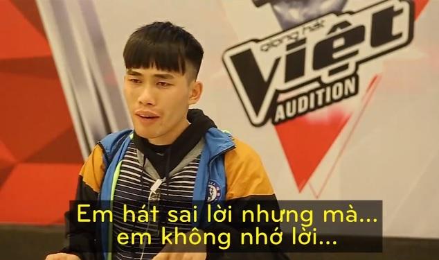 Giải trí - Giọng hát Việt 2018: Giám khảo đứng hình trước thí sinh đi thi... quên lời
