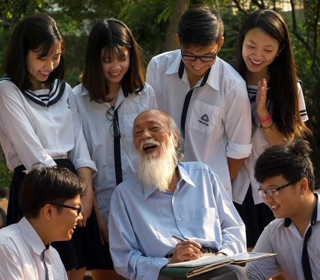 Giáo dục - Thầy Văn Như Cương, tấm gương sáng của cải cách giáo dục