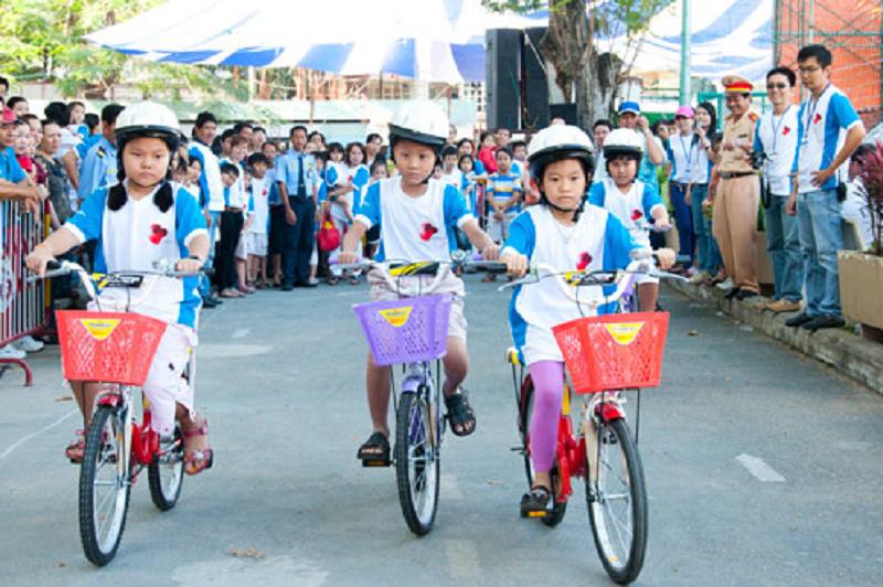 """Giáo dục - Treo giải 10 triệu đồng cho học sinh tham gia cuộc thi """"Giao thông học đường"""""""