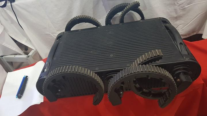 Giáo dục - Học sinh Hải Dương sáng chế robot trinh sát và chống khủng bố (Hình 2).