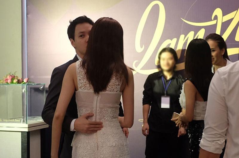 Giải trí - Hoa hậu Thu Thảo và mối tình thú vị với bạn trai đại gia (Hình 12).