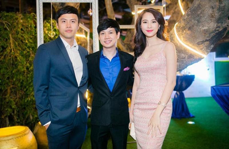 Giải trí - Hoa hậu Thu Thảo và mối tình thú vị với bạn trai đại gia