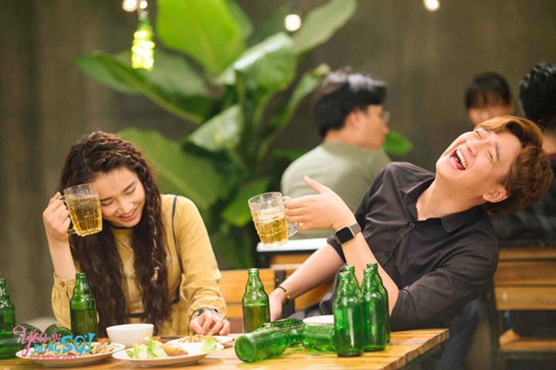 """Giải trí -  """"Yêu đi, đừng sợ!"""" cứu bàn thua trông thấy cho phim Việt hóa"""