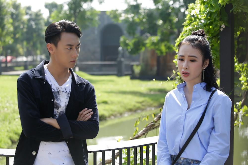 """TV Show - Tập 5 """"Glee Việt Nam"""": Rocker Nguyễn tung chiêu tán tỉnh Cindy V (Hình 4)."""