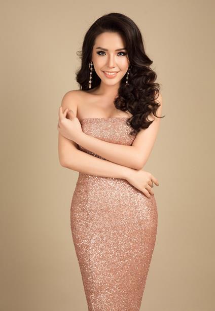 Ngôi sao - Á hậu Khánh Phương đại diện Việt Nam thi Hoa hậu Siêu quốc gia  (Hình 3).