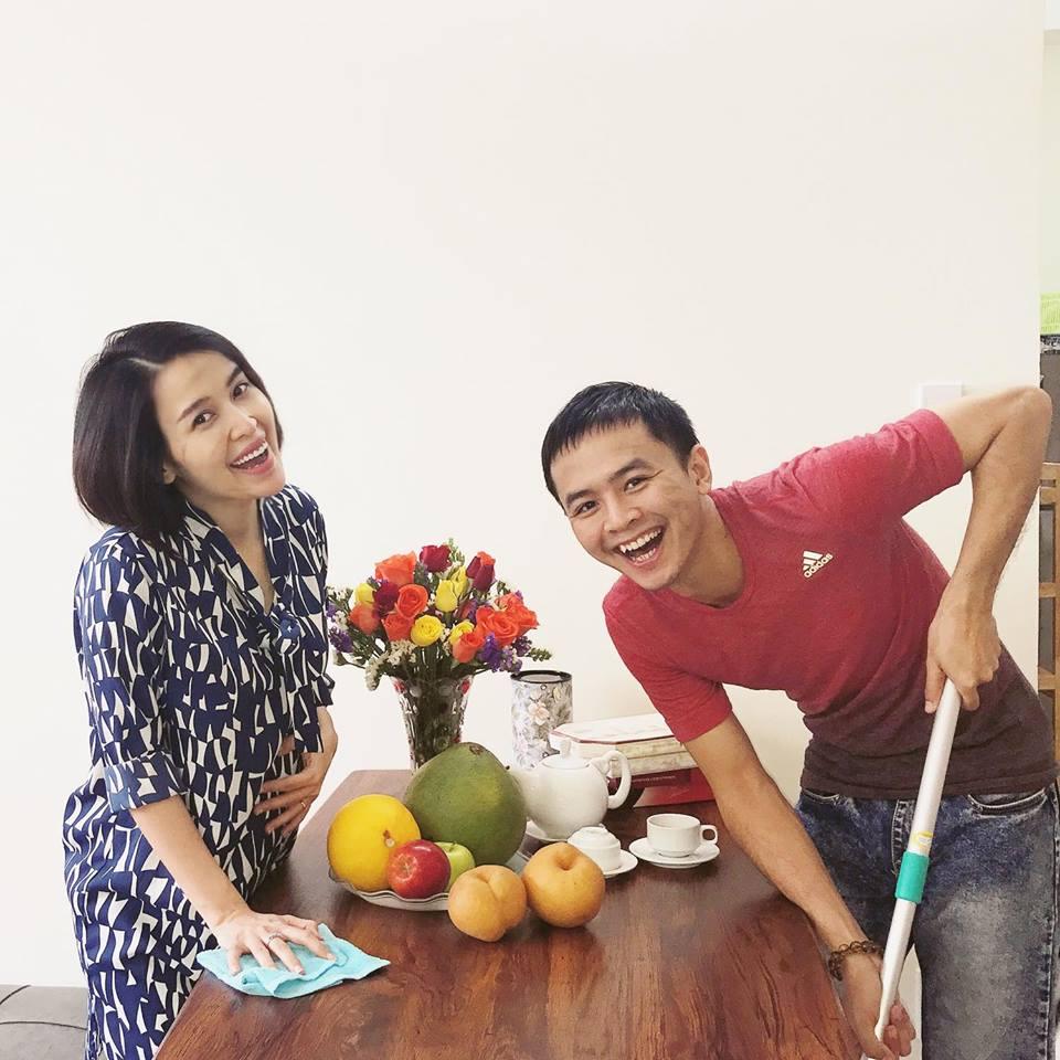 """Ngôi sao - Diễn viên Văn Anh tiết lộ quà Valentine """"độc"""" tặng bà xã Tú Vi (Hình 4)."""