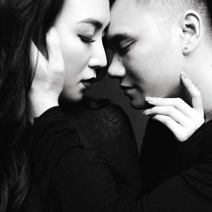 Ngôi sao - Khắc Việt và bạn gái DJ rạng ngời hạnh phúc trong lễ ăn hỏi (Hình 4).