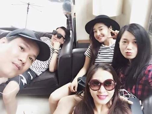 """Loạt ảnh Trường Giang – Nhã Phương diện đồ đôi """"đốn tim"""" fan - Hình 5"""