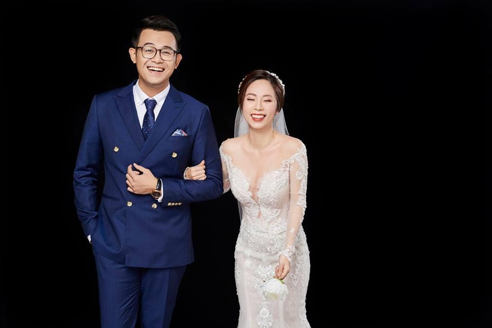 """MC Đức Bảo tung ảnh cưới """"siêu nhắng""""  bên bạn gái xinh như hotgirl - Hình 2"""