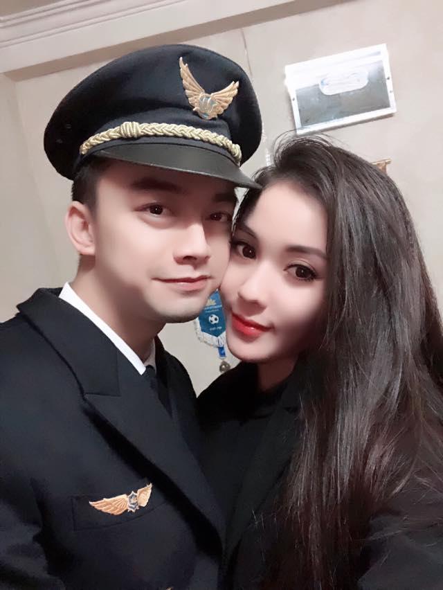 Sao nhí Hà Duy trở thành phi công đẹp trai, cưới vợ đẹp như tiên 5