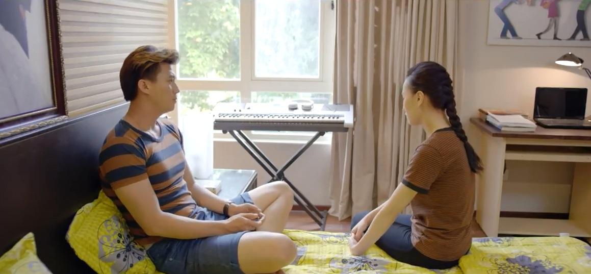 Video - Ngược chiều nước mắt tập 9: Thành đối mặt với người yêu cũ của vợ (Hình 2).